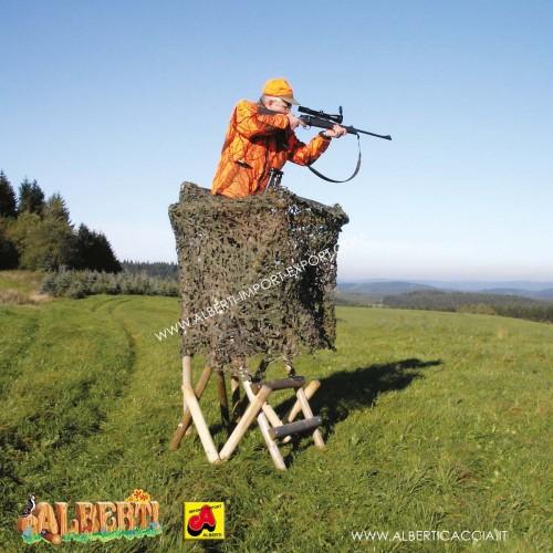 Altana caccia ADL piccola H 200 cm
