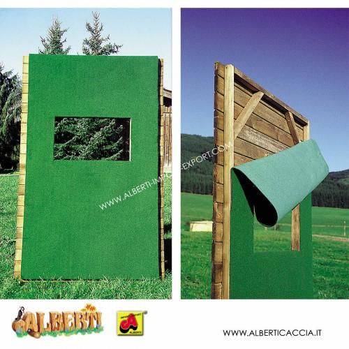 Rivestimento termico/acustico per cabina Guardaboschi