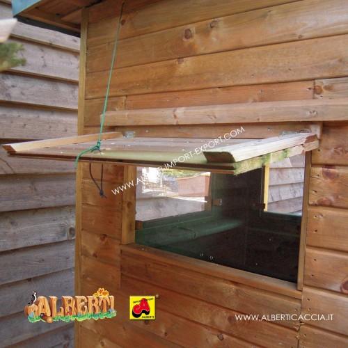 Antine cabina Guardaboschi 5 pz.