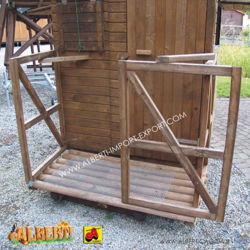Rete antiscivolo 50x100 per balcone cabine caccia