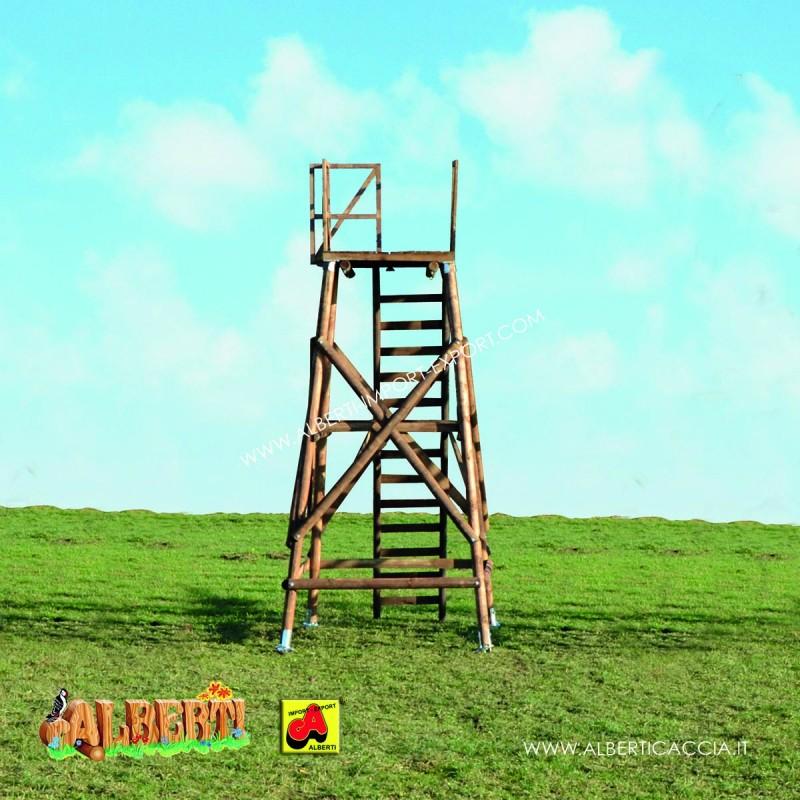 949 06069A_a Base altana 350x175x175 divisibil con supp.06550 (set 2 sup.fissi+2 sup.piegh.D10)senza zanche