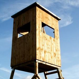 cabine da caccia
