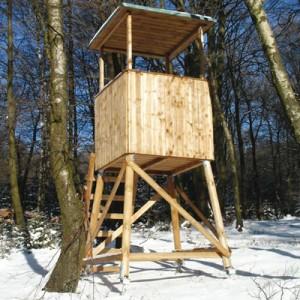 basi da caccia per cabine